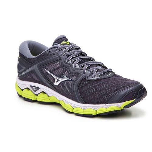 Mizuno Wave Sky Men's Running Graystone, Silver 410942.9L73