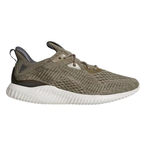 Adidas Alphabounce EM Men's Running Shoes Trace Olive, Steel, Grey BW1203
