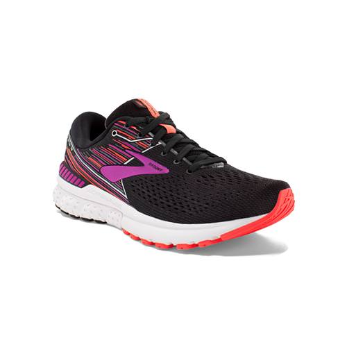 Brooks Adrenaline GTS 19 Women's Running Black, Purple, Coral 1202841B080