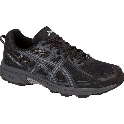 Asics GEL-Venture 6 Men's Running Black, Phantom, Mid Grey T7G1N.9016