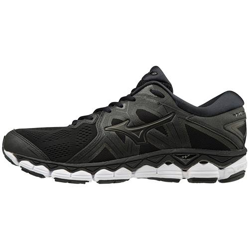 Mizuno Wave Sky 2 Men's Running Black 410995.9090