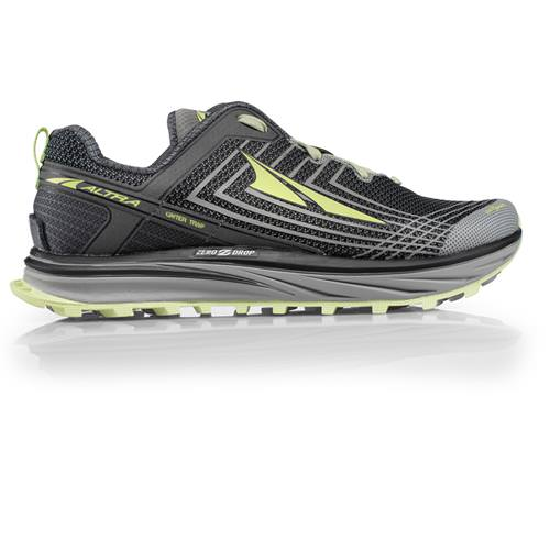 Altra Timp 1.5 Trail Running Shoe for Women Dark Grey, Lime ALW1957F-2
