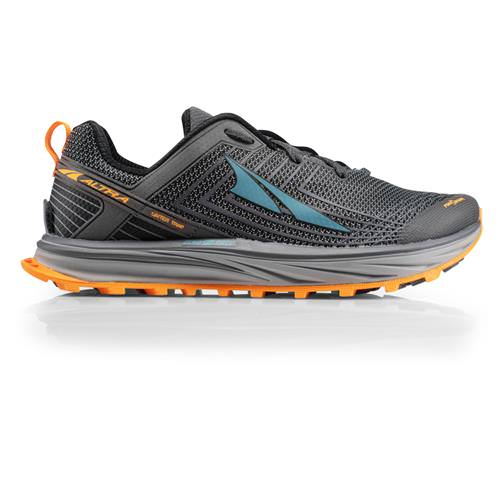 Altra Timp 1.5 Trail Running Shoe for Men Grey, Orange ALM1957F-22