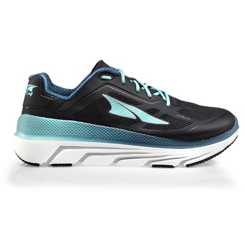 Altra Duo Women's Running Shoes in Black, Blue ALW1838F-01