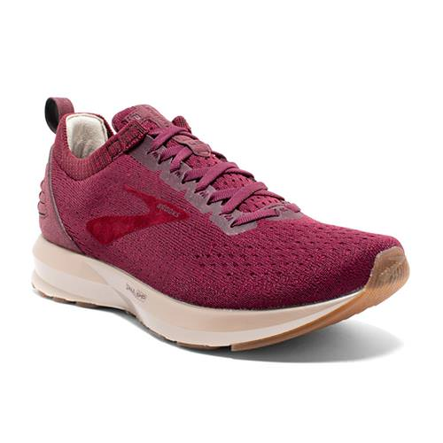 Brooks Levitate 2 LE Women's Running Fig, Sangria, Metallic 1202911B626