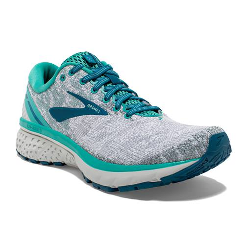 Brooks Ghost 11 Women's Running White, Grey, Latigo 1202771B118