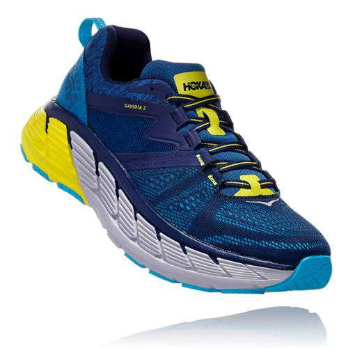 Hoka One One Gaviota 2 Men's Black Iris, Seaport 1099629 BISP