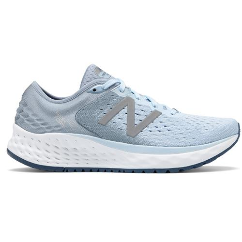New Balance Fresh Foam 1080v9 Women's WIDE D Running Shoe Air, Vintage Indigo W1080AB9D