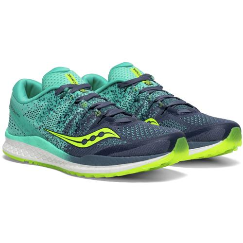 Saucony Freedom ISO 2 Women's Grey, Teal S10440-4