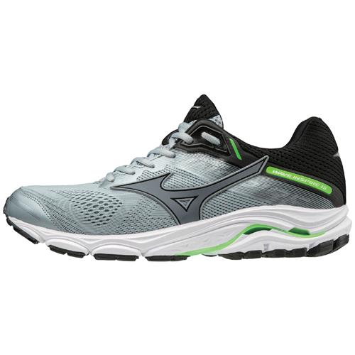 Mizuno Wave Inspire 15 Men's Running Shoes Quarry, Stormy Weather 411050.9U9J