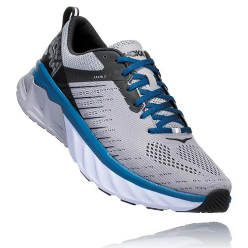 Hoka One One Arahi 3 Men's Wide EE Vapor Blue, Dark Shadow 1104098 VBDS