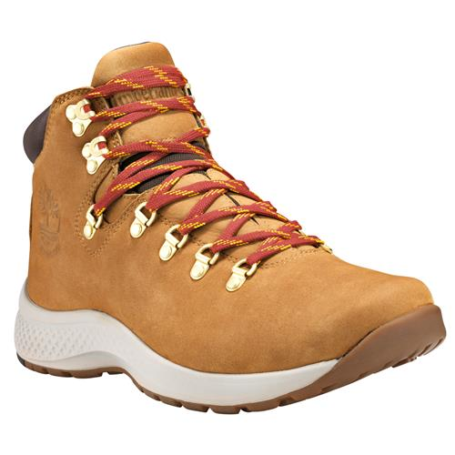 Timberland 1978 FlyRoam Trail Waterproof Mid Hiker Wheat Nubuck TB0A1RLZ