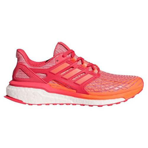 Adidas Energy Boost Women's Running Shoe Hi-Red Orange, Hi-Red Red CG3969