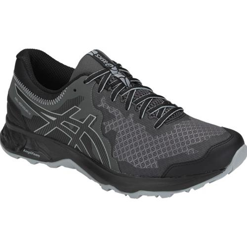 Asics Gel-Sonoma 4 Men's Trail Running Shoe Black, Stone Grey 1011A177 002