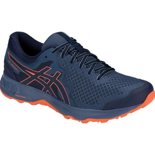 Asics Gel-Sonoma 4 Men's Trail Running Shoe Steel, Peacoat 1011A177 400
