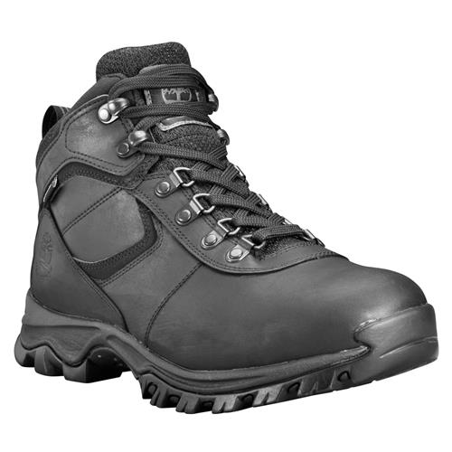 Timberland Mens Mt. Maddsen Mid Waterproof Hiker Black 2731R001
