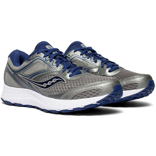 Saucony Cohesion 12 Men's Running Grey, Blue S20471-1