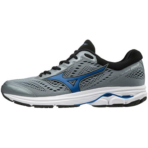 Mizuno Wave Rider 22 Men's Running Monument, Black 410991.9B90