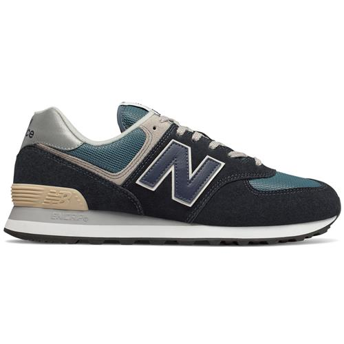 New Balance 574 Core Men's Dark Navy, Marred Blue ML574ESS