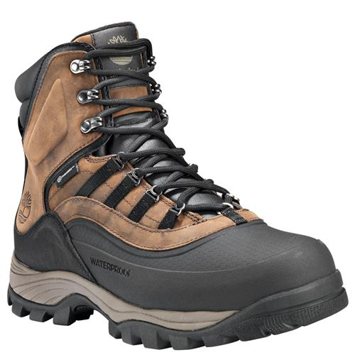 Timberland Mens Chocorua Trail Shell-Toe Waterproof Hiking Boots A1QKMD71