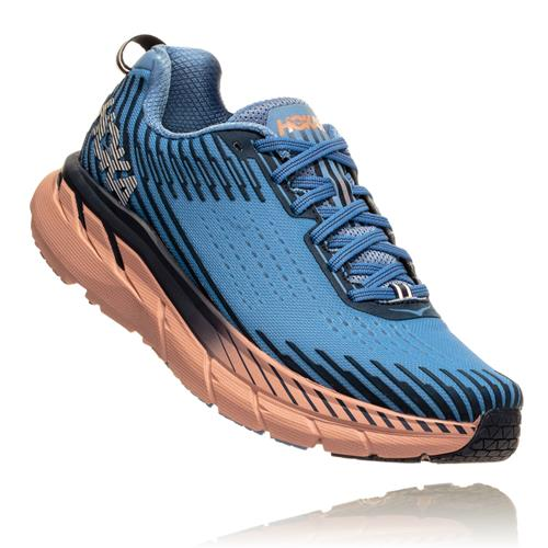 Hoka One One Clifton 5 Women's Allure, Mood Indigo 1093756 AMIN