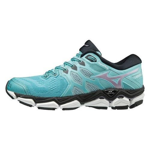 Mizuno Wave Horizon 3 Women's Running Angel Blue-Lavender Frost 411049.5T6P