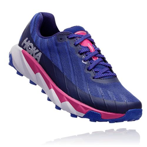 Hoka One One Torrent Women's Trail Sodalite Blue, Very Berry 1097755 SBVB