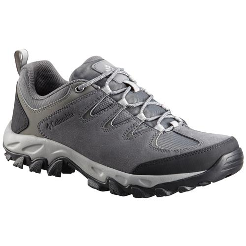 Columbia Buxton Peak Low Men's Hiking Shoe City Grey, Steam 1790951 023