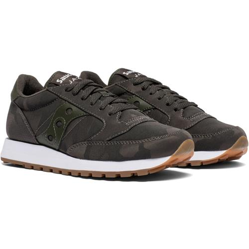 Saucony Jazz Original Camo Womens Charcoal S60445-5