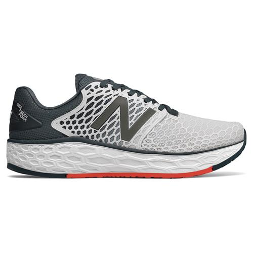New Balance Fresh Foam Vongo v3 Men's Running Shoe White, Petrol MVNGOWP3
