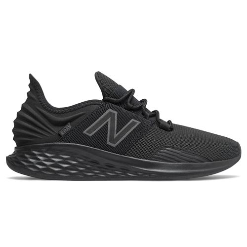 New Balance Fresh Foam Roav Men's Running Shoe Grey, Black MROAVLB