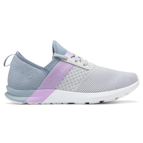 New Balance FuelCore NERGIZE Women's Training Light Aluminum, Reflection, Dark Violet Glo WXNRGNG