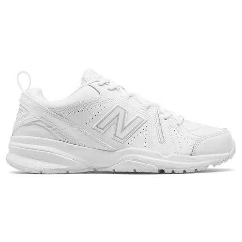 New Balance 608 v5 Men's White Cross Trainer Wide 4E MX608AW54E