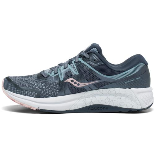 D S10512-1 Details about  /Saucony Women/'s Omni ISO 2 Wide - Grey//Pink