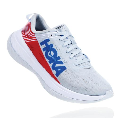 Hoka One One Carbon X Men's Plein Air, Palace Blue 1102886 PAPBL