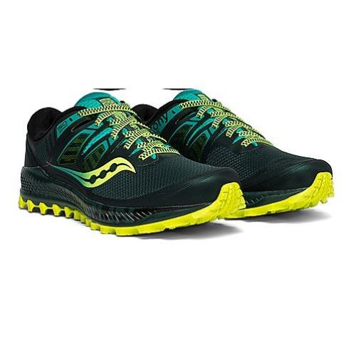 Saucony Peregrine ISO Men's Trail Green, Teal S20483-37