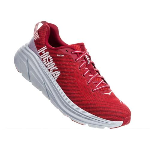 Hoka One One Rincon Men's Barbados Cherry, Plein Air 1102874 BCPA