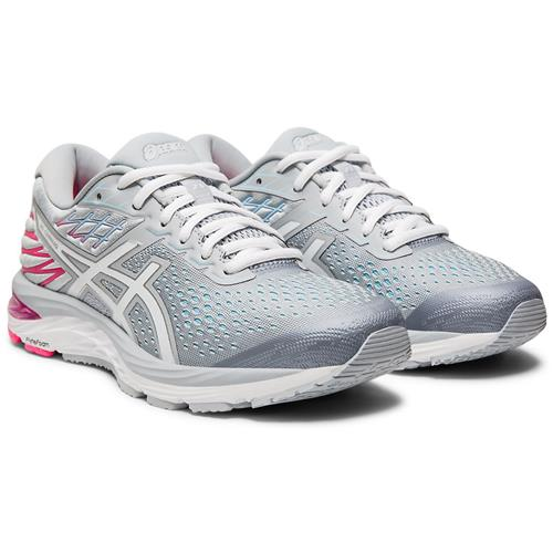 Asics GEL-Cumulus 21 Women's Running Piedmont Grey, White 1012A468 020