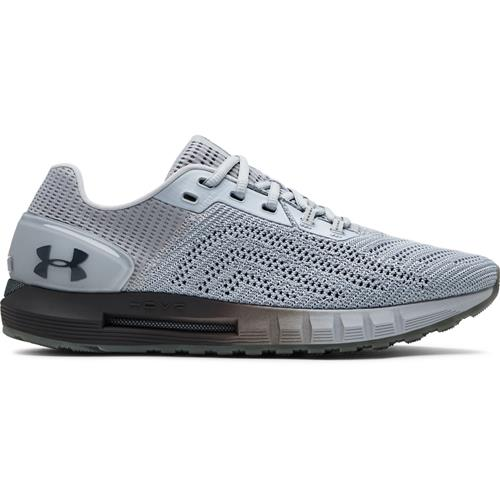 Under Armour HOVR Sonic Mens Running Shoe in Mod Gray, Jet Gray 3021586-100