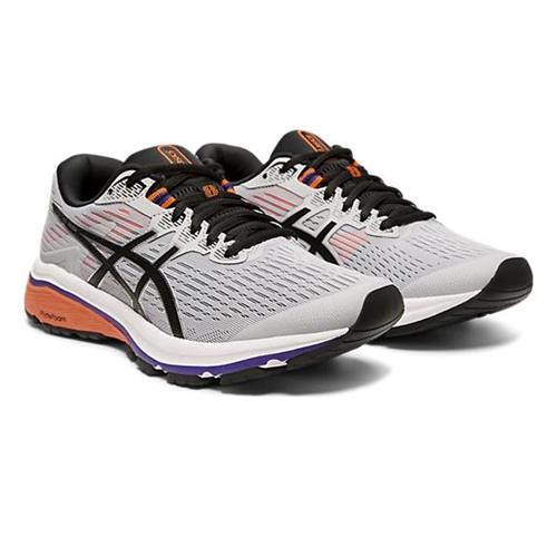 Asics GT-1000 8 Women's Running Shoe Piedmont Grey, Black 1012A460 020