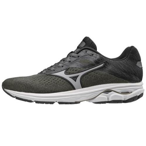 Mizuno Wave Rider 23 Men's Running Beetle-Metallic, Shadow 411112.4K9W
