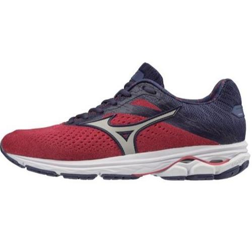 Mizuno Wave Rider 23 Women's Running Purple, Potion-Silver 411114.6573