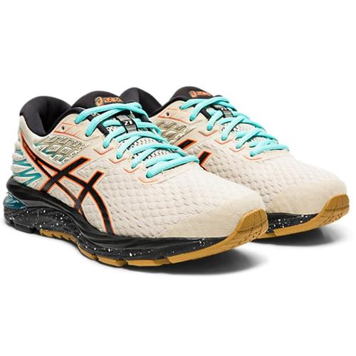 Asics GEL-Cumulus 21  Winterized Women's Putty, Black 1012A543 200