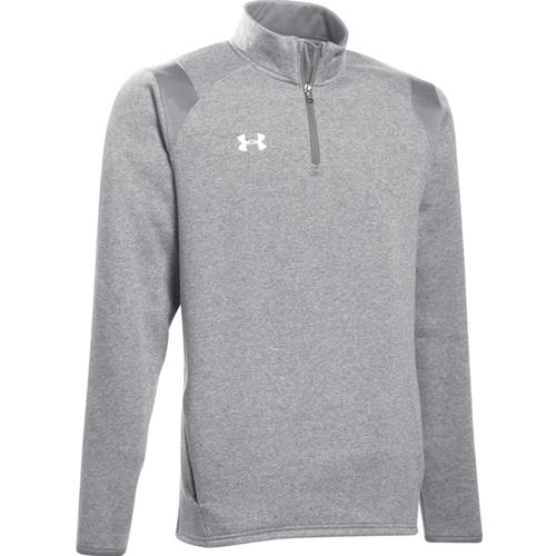 Under Armour Hustle Fleece 1/4 Zip 1310071-025