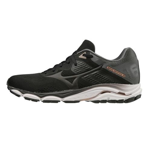 Mizuno Wave Inspire 16 Men's Running Shoes Wide EE Black 411161.9090