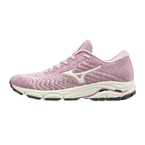 Mizuno Wave Inspire 16 Waveknit Women's Running Shoes Ballerina-Snow White 411171.1Y0D