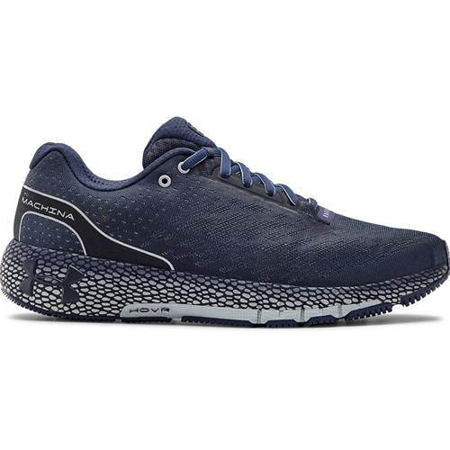 Under Armour HOVR™ Machina Men's Running Shoe Blue Ink, Halo Gray 3021939-402