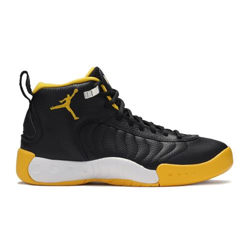 Jordan Jumpman Pro Basketball Black, University Gold, White 906876-070