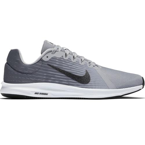 Nike Downshifter 8 Women's Wide Running Cool Grey,Metallic Silver, Wolf Grey 921714-006