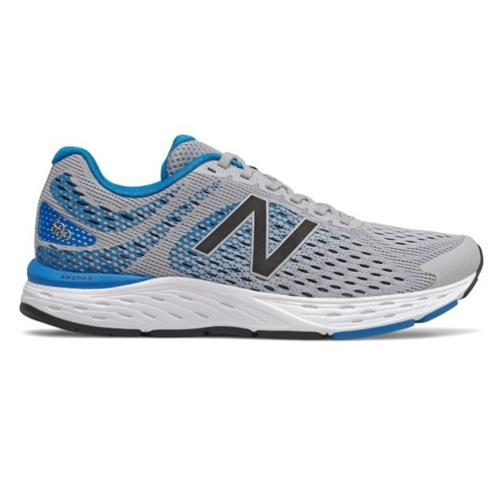 New Balance 680v6 Wide 4E Men's Grey M680CV6